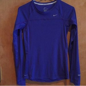 Nike dry fit long sleeve. Size XS